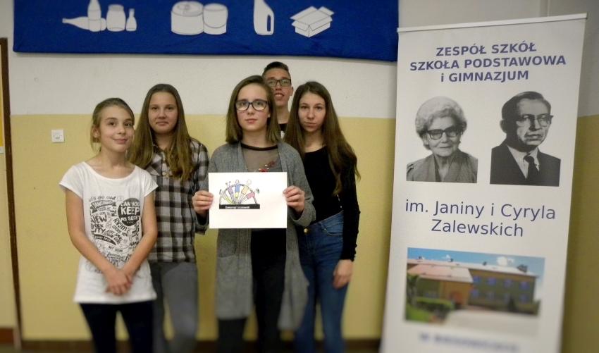 Zespół Szkół w Biesowicach Opiekun i skład samorządu