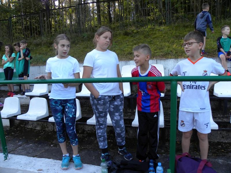 Zespół Szkół w Biesowicach Biegaliśmy w Kępicach